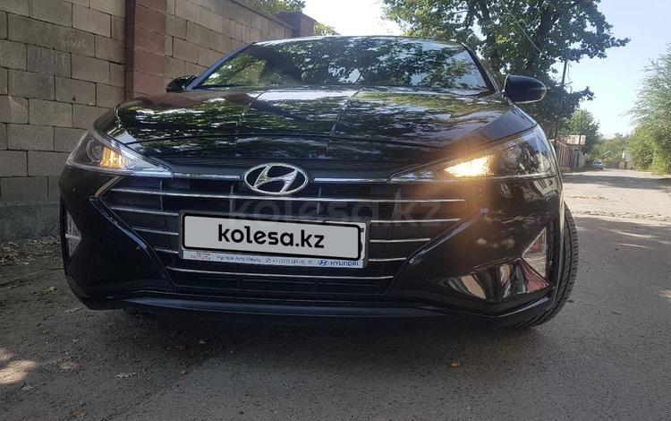 Hyundai Elantra 2019 года за 8 895 000 тг. в Алматы