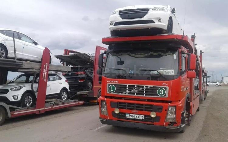 Перевозим автомобили на Автовозе в Актау