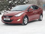 Hyundai Elantra 2013 года за 5 400 000 тг. в Усть-Каменогорск