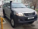 Toyota Hilux 2014 года за 9 500 000 тг. в Кызылорда – фото 4