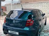BMW 118 2005 года за 3 700 000 тг. в Алматы – фото 4