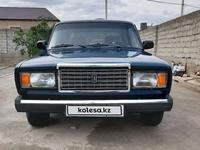 ВАЗ (Lada) 2107 2002 года за 600 000 тг. в Шымкент