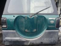 Крышка багажника рав 4 rav 4 за 65 000 тг. в Алматы