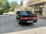 ВАЗ (Lada) 2115 (седан) 2009 года за 900 000 тг. в Кызылорда – фото 4