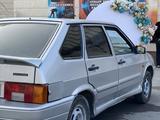 ВАЗ (Lada) 2114 (хэтчбек) 2010 года за 1 000 000 тг. в Тараз – фото 4