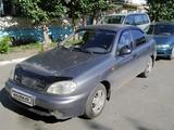 Chevrolet Lanos 2006 года за 750 000 тг. в Костанай