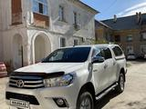 Toyota Hilux 2017 года за 16 500 000 тг. в Нур-Султан (Астана)
