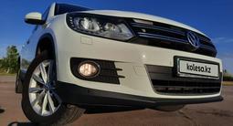 Volkswagen Tiguan 2016 года за 7 850 000 тг. в Костанай