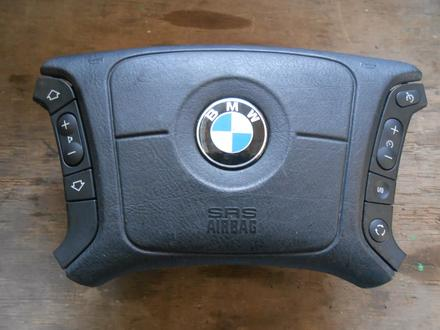 Подушка безопасности руля (SRS Аэрбег Airbag) BMW за 20 000 тг. в Алматы