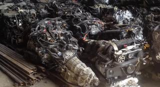 Двигатель QR25 2.5 X-Trail в Алматы