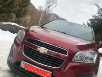 Chevrolet Tracker 2014 года за 4 500 000 тг. в Алматы