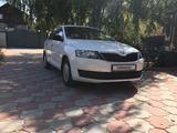 Skoda Rapid 2014 года за 4 300 000 тг. в Алматы