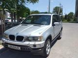 BMW X5 2002 года за 3 500 000 тг. в Шардара – фото 3