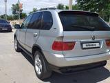 BMW X5 2002 года за 3 500 000 тг. в Шардара – фото 5