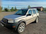 Land Rover Freelander 2003 года за 2 650 000 тг. в Усть-Каменогорск – фото 2