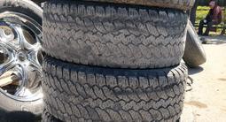 Шины General 255/55R18 109H XL FR Grabber AT за 100 000 тг. в Нур-Султан (Астана) – фото 2