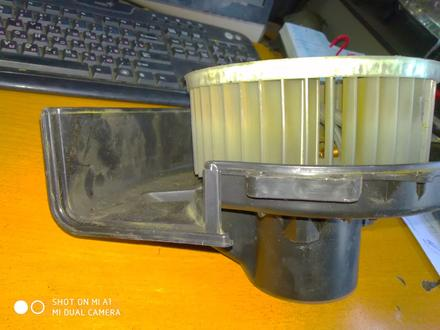 Моторчик печки skoda fabia за 12 000 тг. в Караганда – фото 3