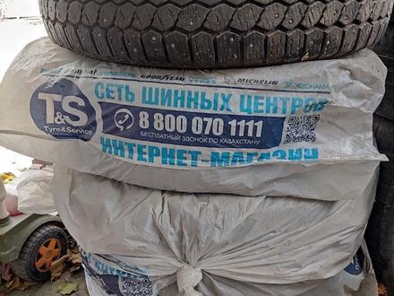 Комплект, 4 колеса Continental ContiIceContact за 60 000 тг. в Алматы – фото 3