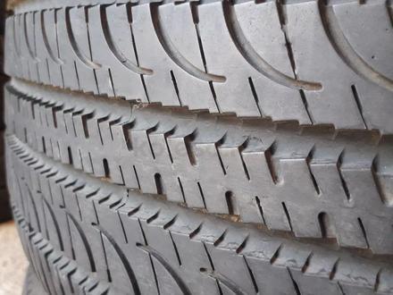 Резина 215/55 r17, Yokohama, 2 колеса, из Японии за 40 000 тг. в Алматы – фото 2