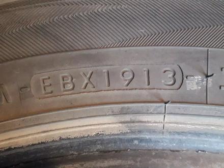 Резина 215/55 r17, Yokohama, 2 колеса, из Японии за 40 000 тг. в Алматы – фото 4