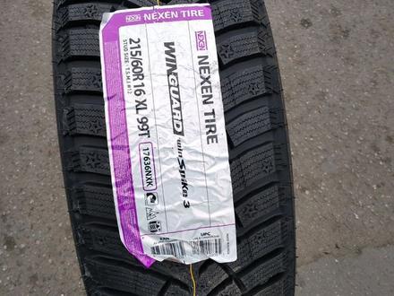 215/60/16 Nexen tire за 23 000 тг. в Алматы
