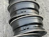 Железные диски R16 5*114.3 за 40 000 тг. в Петропавловск – фото 2