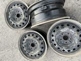 Железные диски R16 5*114.3 за 40 000 тг. в Петропавловск – фото 4