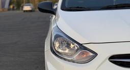 Hyundai Accent 2013 года за 3 900 000 тг. в Алматы – фото 2