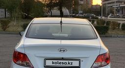 Hyundai Accent 2013 года за 3 900 000 тг. в Алматы – фото 4