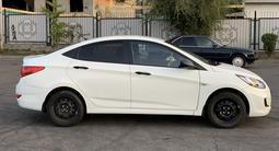 Hyundai Accent 2013 года за 3 900 000 тг. в Алматы – фото 5
