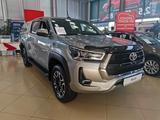 Toyota Hilux Prestige 2021 года за 24 757 150 тг. в Уральск – фото 3