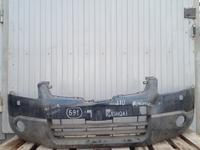 Бампер передний nissan qashqai j10 за 4 132 тг. в Нур-Султан (Астана)