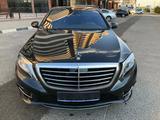 Mercedes-Benz S 500 2013 года за 23 000 000 тг. в Шымкент – фото 3