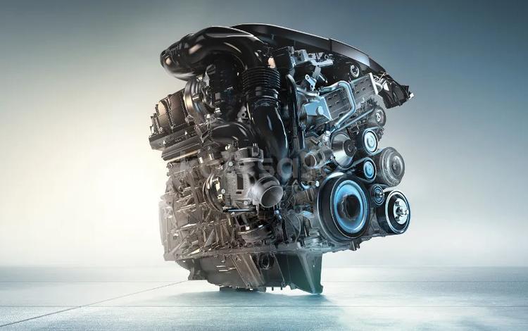 Контрактный двигатель к Hyundai за 100 500 тг. в Алматы