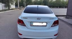 Hyundai Accent 2012 года за 2 700 000 тг. в Актобе – фото 2