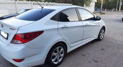 Hyundai Accent 2012 года за 2 700 000 тг. в Актобе – фото 3