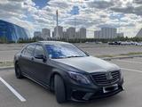 Mercedes-Benz S 400 2013 года за 24 777 777 тг. в Нур-Султан (Астана) – фото 4
