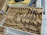 Комплект зубьев для JCB 3CX в Алматы