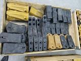 Комплект зубьев для JCB 3CX в Алматы – фото 2