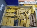 Комплект зубьев для JCB 3CX в Алматы – фото 3
