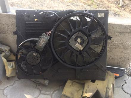 Диффузор с вентиляторами VW Touareg Porsche Cayenne за 120 000 тг. в Алматы