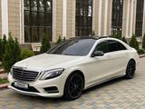 Mercedes-Benz S 400 2014 года за 22 900 000 тг. в Алматы