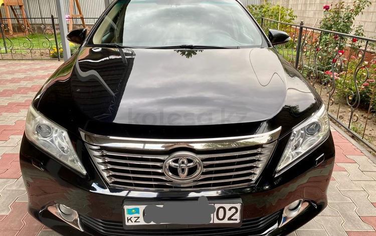 Toyota Camry 2012 года за 9 500 000 тг. в Алматы