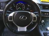 Lexus CT 200h 2011 года за 6 200 000 тг. в Актобе