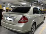 Nissan Tiida 2007 года за 3 800 000 тг. в Нур-Султан (Астана)