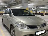 Nissan Tiida 2007 года за 3 800 000 тг. в Нур-Султан (Астана) – фото 5