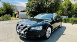 Audi A8 2011 года за 6 200 000 тг. в Уральск – фото 3