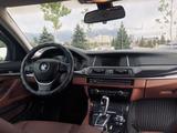 BMW 528 2014 года за 12 200 000 тг. в Алматы – фото 5