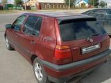 Volkswagen Golf 1994 года за 1 320 000 тг. в Нур-Султан (Астана) – фото 3