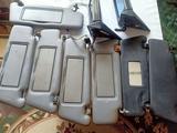 Мерс.124 Козырьки салона за 20 000 тг. в Алматы – фото 4